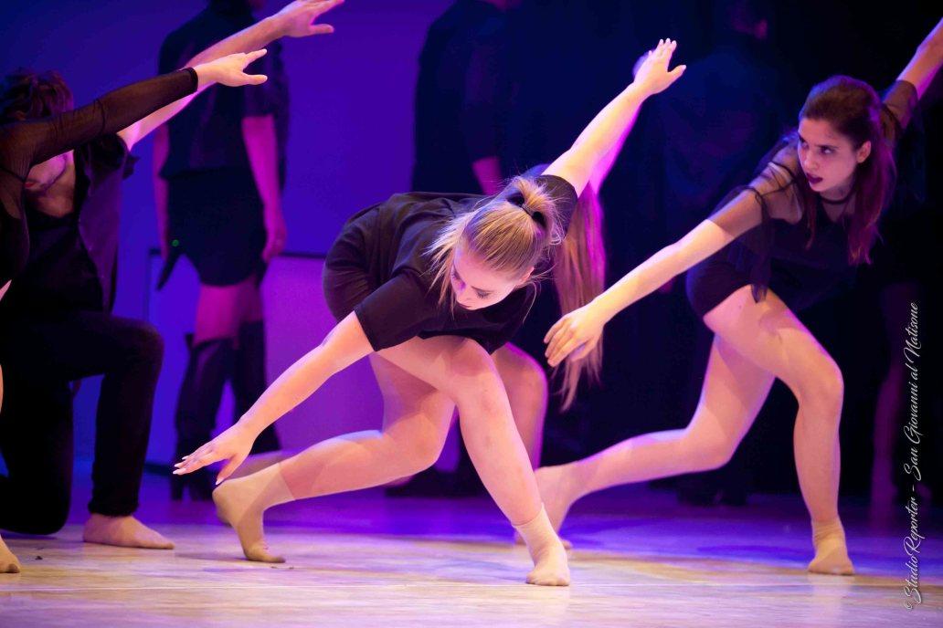 Corso danza Arteinventando Moimacco