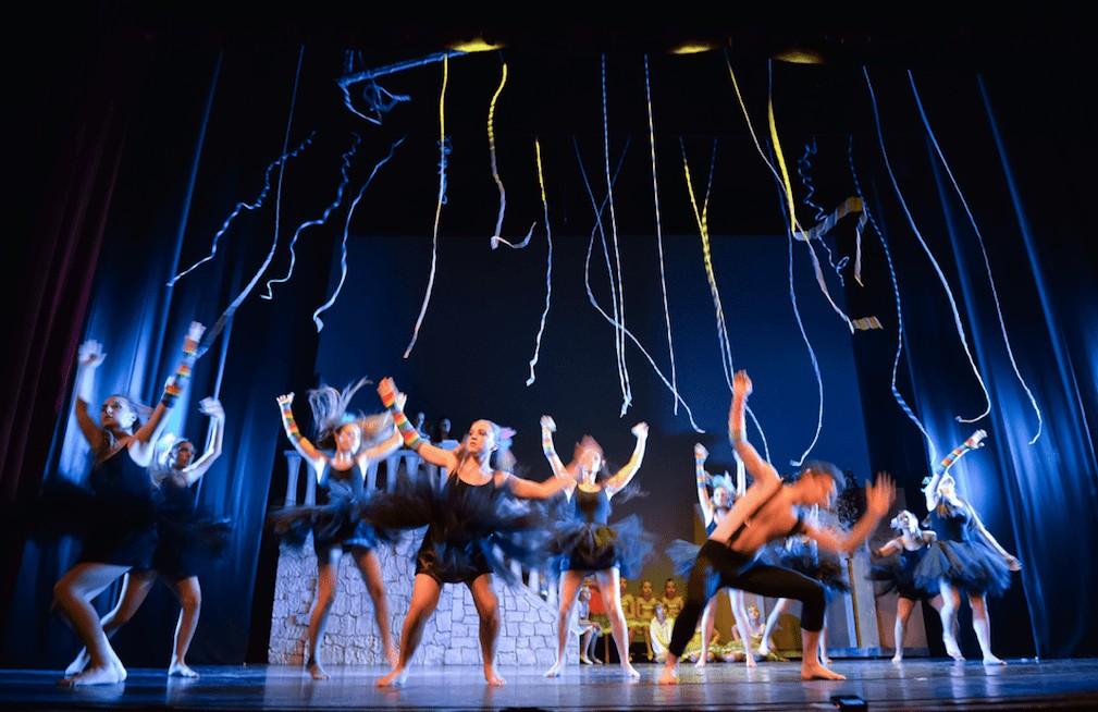 Corso danza classica Arteinventando Moimacco