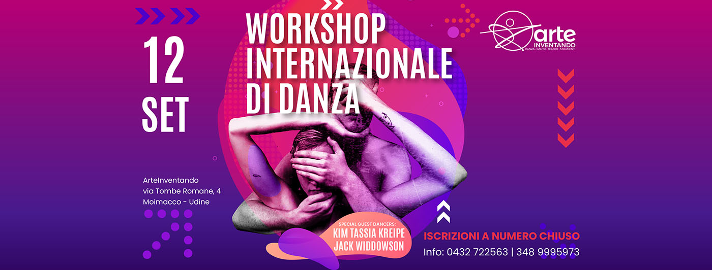 Workshop Internazionale di Danza