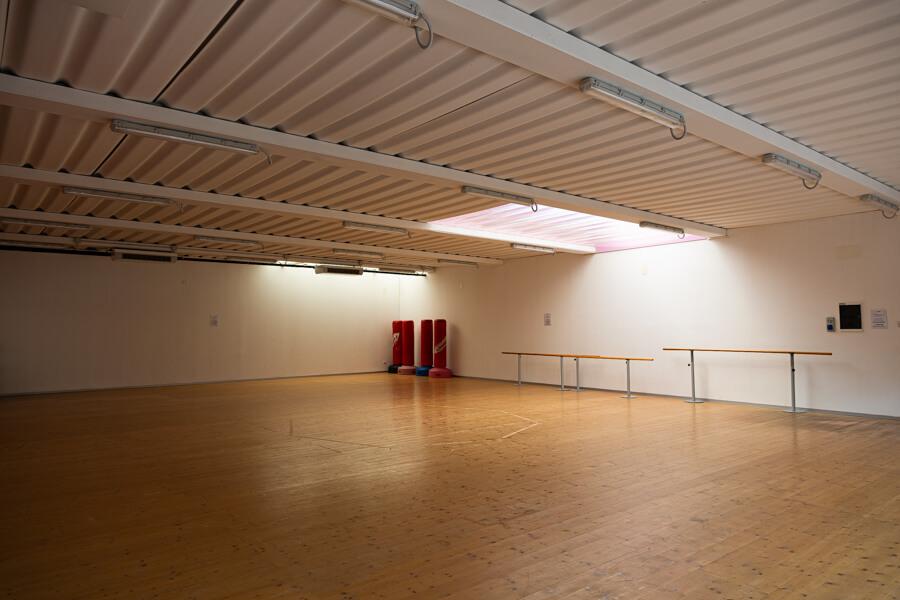 Sala da ballo di ARTEInventando a Moimacco