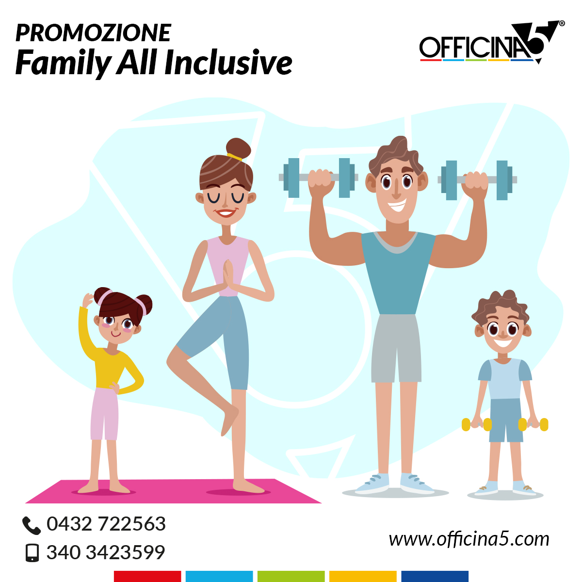 promo Family All Inclusive
